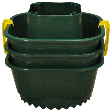 Selections Tomato and Vegetable Growbag Pots, Set of 3
