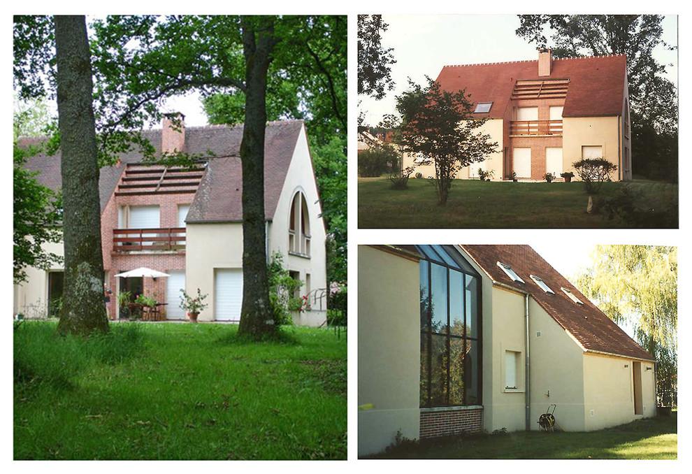 Réhabilitation Extension Maison (Seine et Marne)