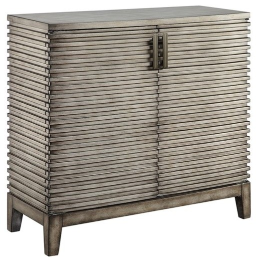Ridge Accent Chest, Gray