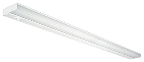 NICOR Fluorescent Undercabinet Light Fixture in White - Contemporary - Undercabinet Lighting ...