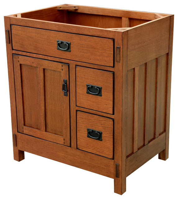 craftsman bathroom cabinets bridger vanity 30 quot craftsman bathroom vanities and 12572