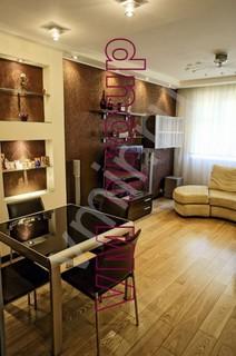 Дизайн интерьера 4-х комнатной квартиры 102 кв.м.(копэ-парус.
