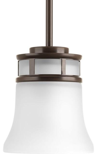 Progress Lighting P5066 Cascadia Single Pendant.