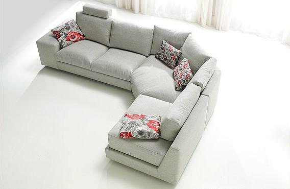 Genial Carla Corner Sofa