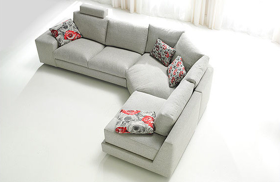 Captivating Carla Corner Sofa. Byron Sectional Sofa Bounds