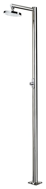 Ama Venere 1270l Freestanding Outdoor Shower.