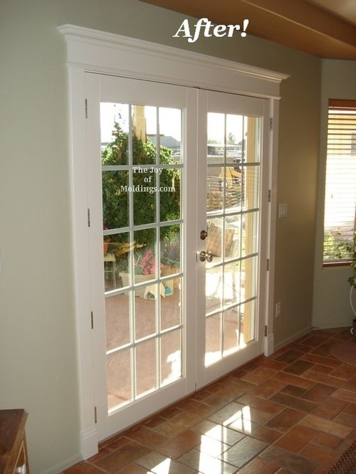 Steel French Doors W Cremone Bolt