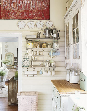 Michelle Joys Victorian Kitchen traditional kitchen