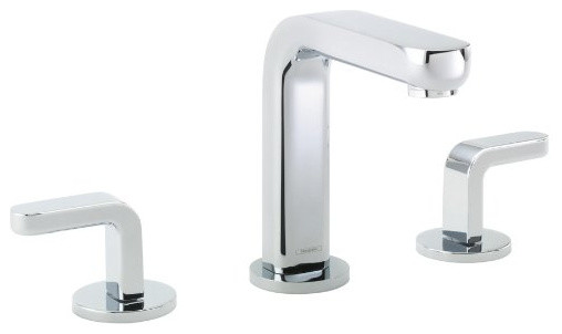 Hansgrohe metris chrome lever handle 1 5 gpm bathroom - Hansgrohe shower handle ...