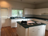 Before and After: 4 Black-and-White Kitchen Makeovers (8 photos)