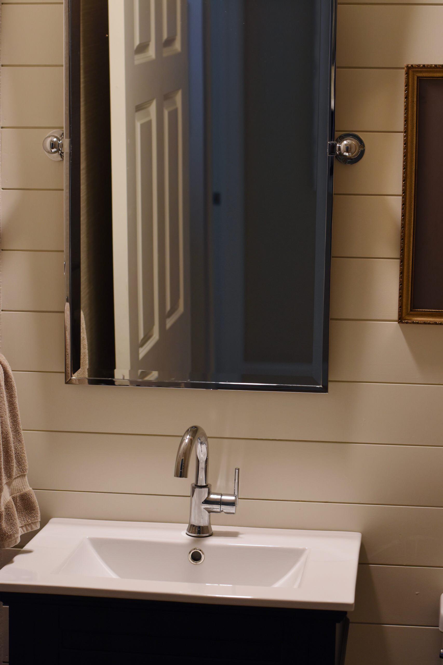 Powder Bathroom Remodel