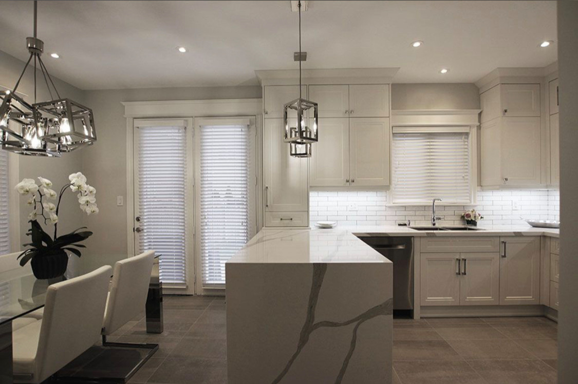 Kitchen remodeling in Valley circle