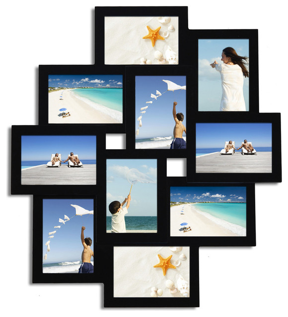 Modern picture frames collage the image for Modern collage frame