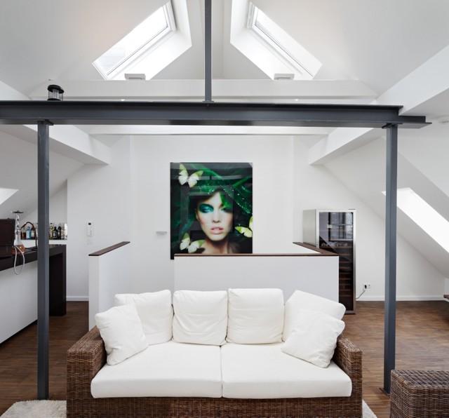stadtvilla in d sseldorf. Black Bedroom Furniture Sets. Home Design Ideas