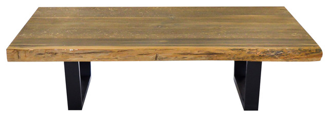 New Pine Coffee Table Rustic