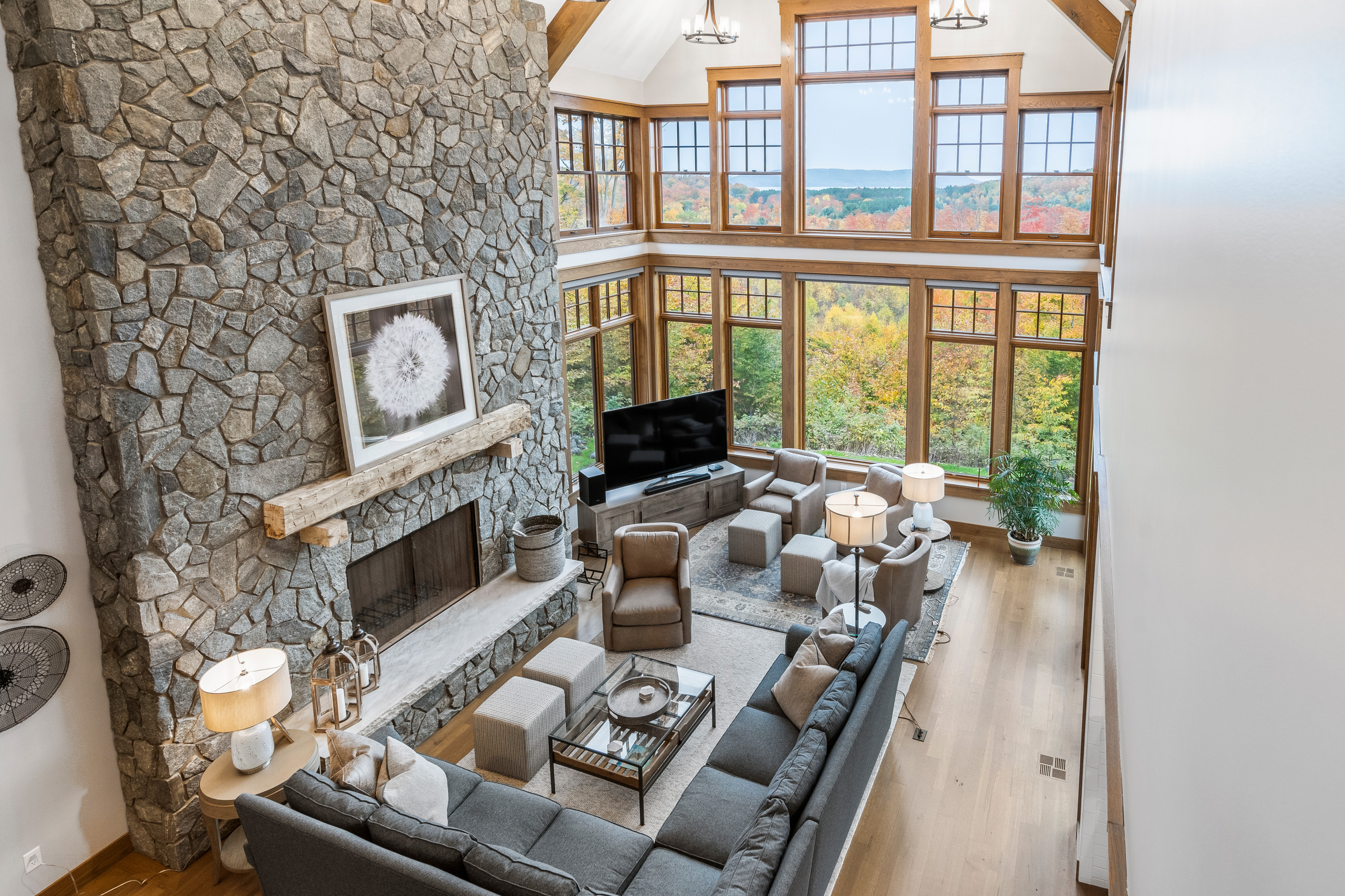 Rustic Contemporary Residence