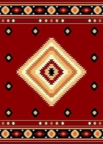 Furnishmyplace Southwest Rustic Lodge Area Rug View In