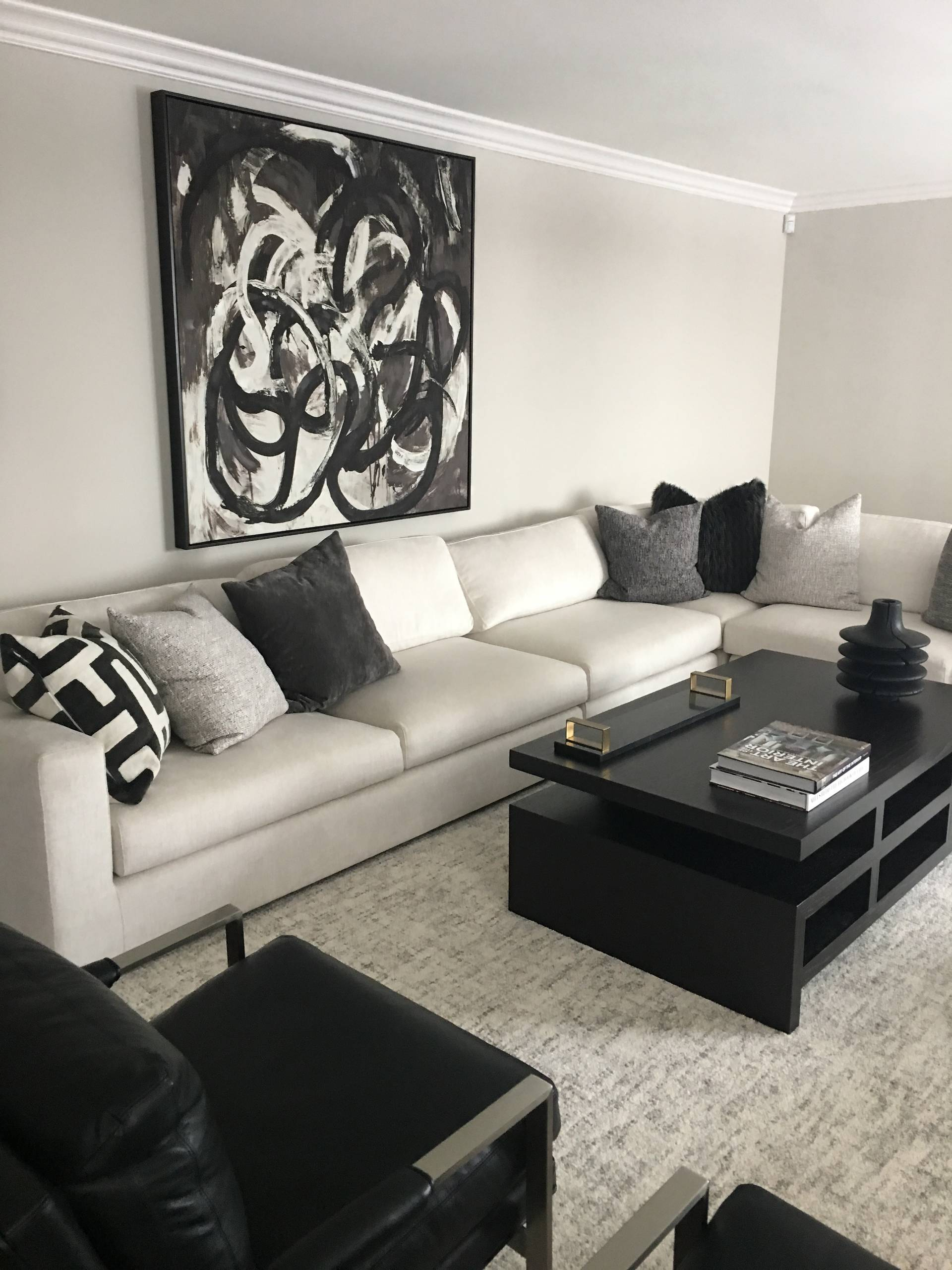 Bloomfield Hills Living Rooms