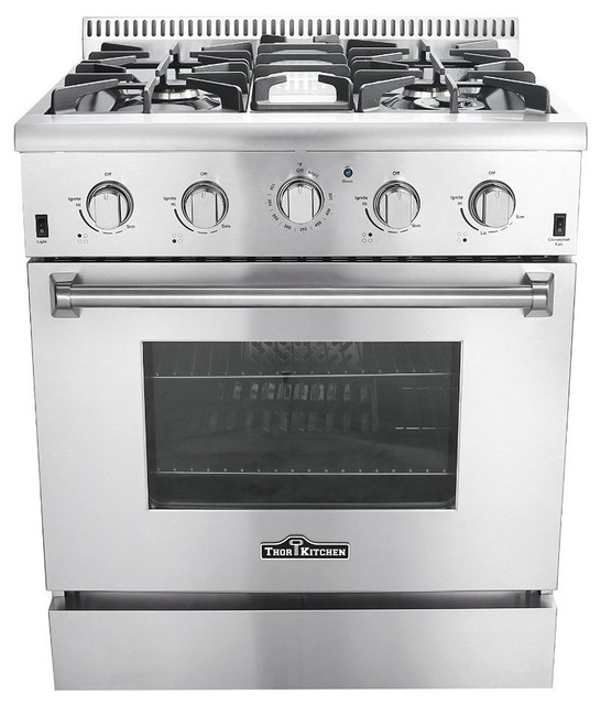 "Thor Kitchen 30"" Professional Style Gas Range"