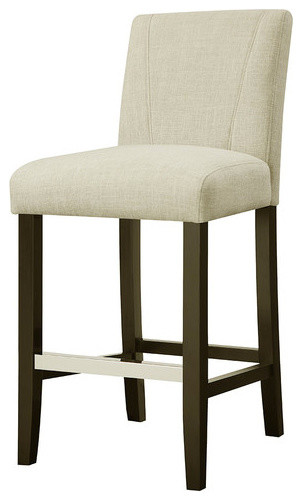 Coaster Dining Chairs And Bar Stools Upholstered Parson Stool Set Of 2 Transitional Counter By Fine Furniture
