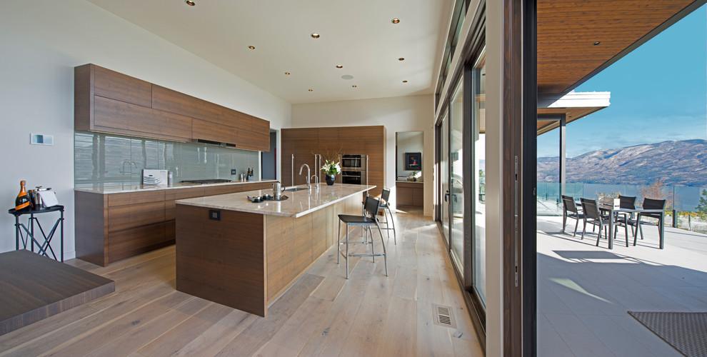 Home design - contemporary home design idea in Other