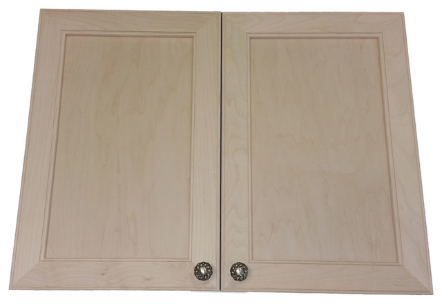"Village Bck On The Wall Double Door Frameless Medicine Cabinet, 7.25""x19.5""."