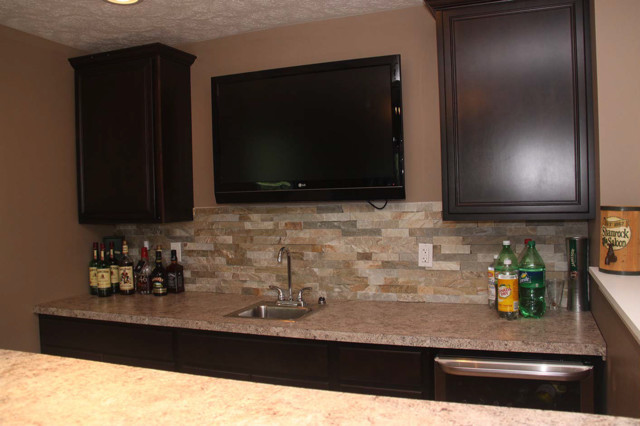 Superieur Basement Bar Cabinetry Ideas Modern