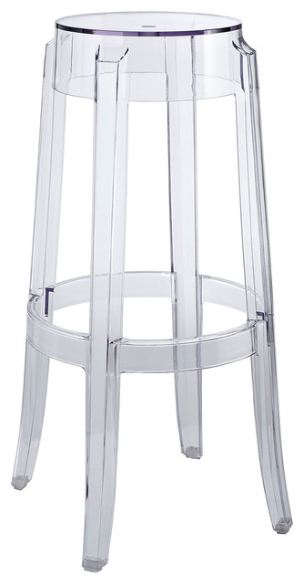 Remarkable Modern Contemporary Dining Kitchen Bar Stool Clear Unemploymentrelief Wooden Chair Designs For Living Room Unemploymentrelieforg