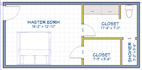 Garage Conversion Floor Plans need help on garage conversion floorplan