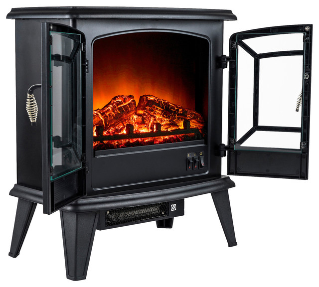 Golden Vantage 20 2 Setting Adjule Freestanding Electric Fireplace Heater