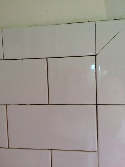 bullnose corners subway tile