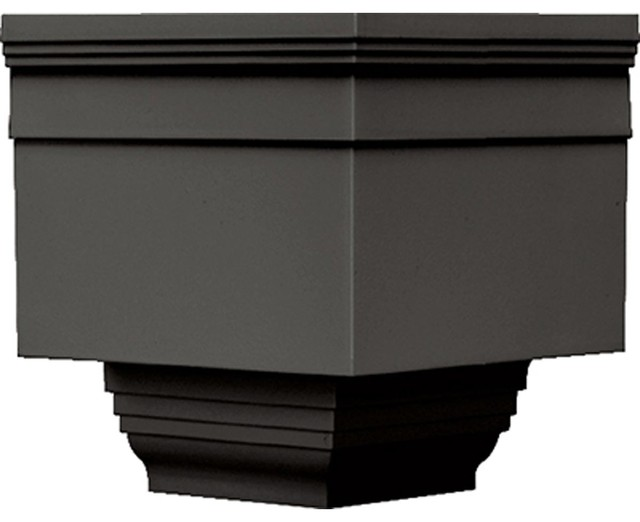 6 5 16 Wx6 15 16 H Outside Corner Fade Resistant Vinyl Traditional Molding And Trim By