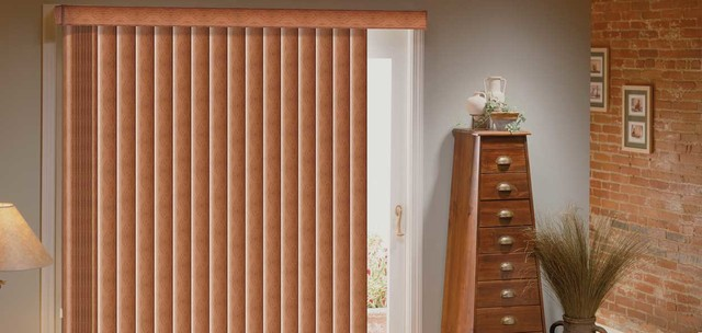 Home Collection Vertical Blinds Contemporary Vertical Blinds Phoenix By Selectblinds