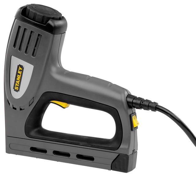 Stanley Hand Tools Electric Staple And Nail Gun.