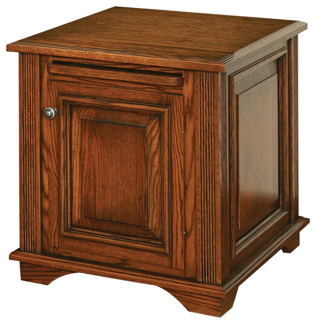Lincoln Entertainment End Table Craftsman Side Tables And End Tables