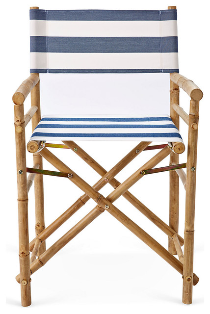 Zero Emission World Bamboo Director S Chair Set Of 2