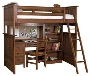 Great NEED BUNK BED WITH STUDY TABLE DESIGN.