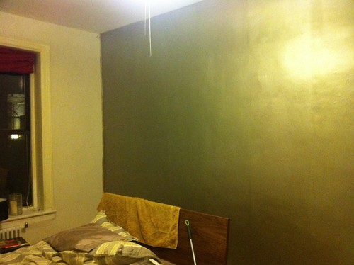 Metallic Paint For Walls metallic paint
