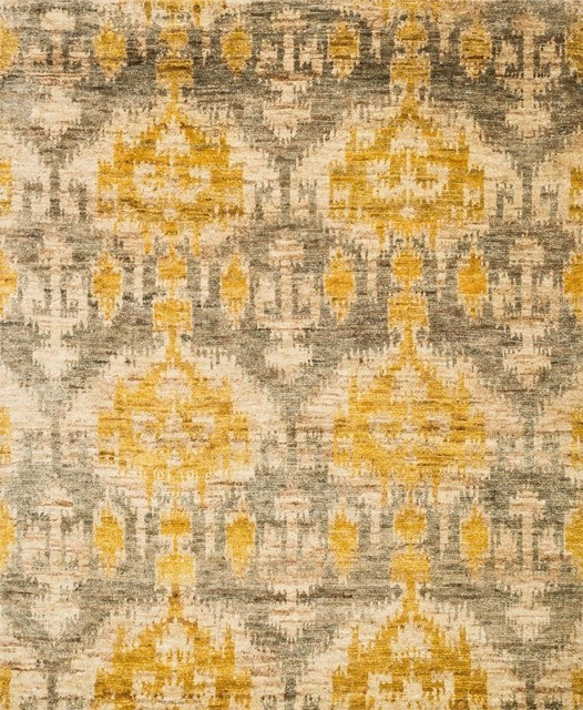 Loloi Xavier Collection Rug Gray And Gold