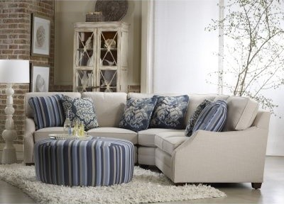 Sam Moore Rita Sectional With Ottoman