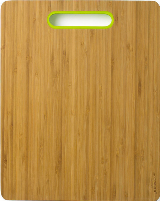 Architec fuse gripperbamboo cutting board contemporary for Architec cutting board