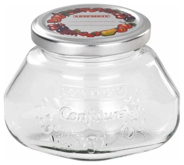 Farmhouse Kitchen Canister Sets: 0.25L Preserve Jars
