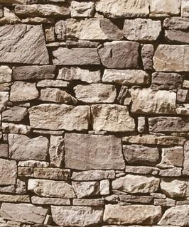 Virtual Reality Stone Wallpaper - Rustic - Wallpaper - by ...