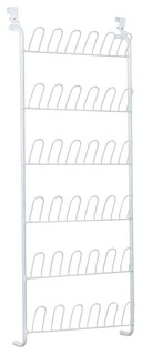 18 Pair over door Shoe Rack by Rubbermaid - Contemporary - Shoe ...