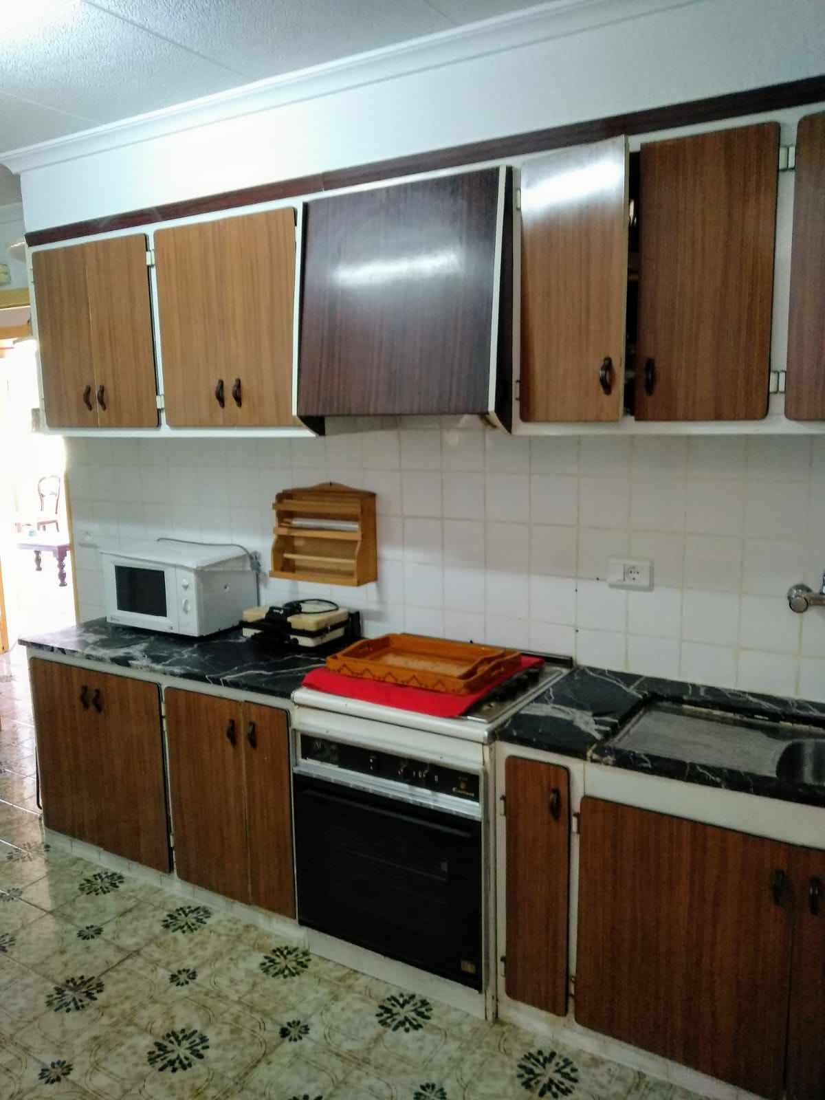 Cocina - Antes