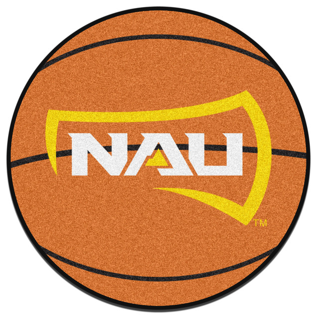 Northern Arizona Lumberjacks Basketball Area Rug