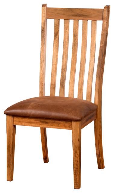 Sunny Designs Sedona Slat Back Chair Transitional