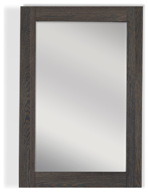 Mirros2go mali wenge wall mounted mirror wall mirrors for Miroir wenge