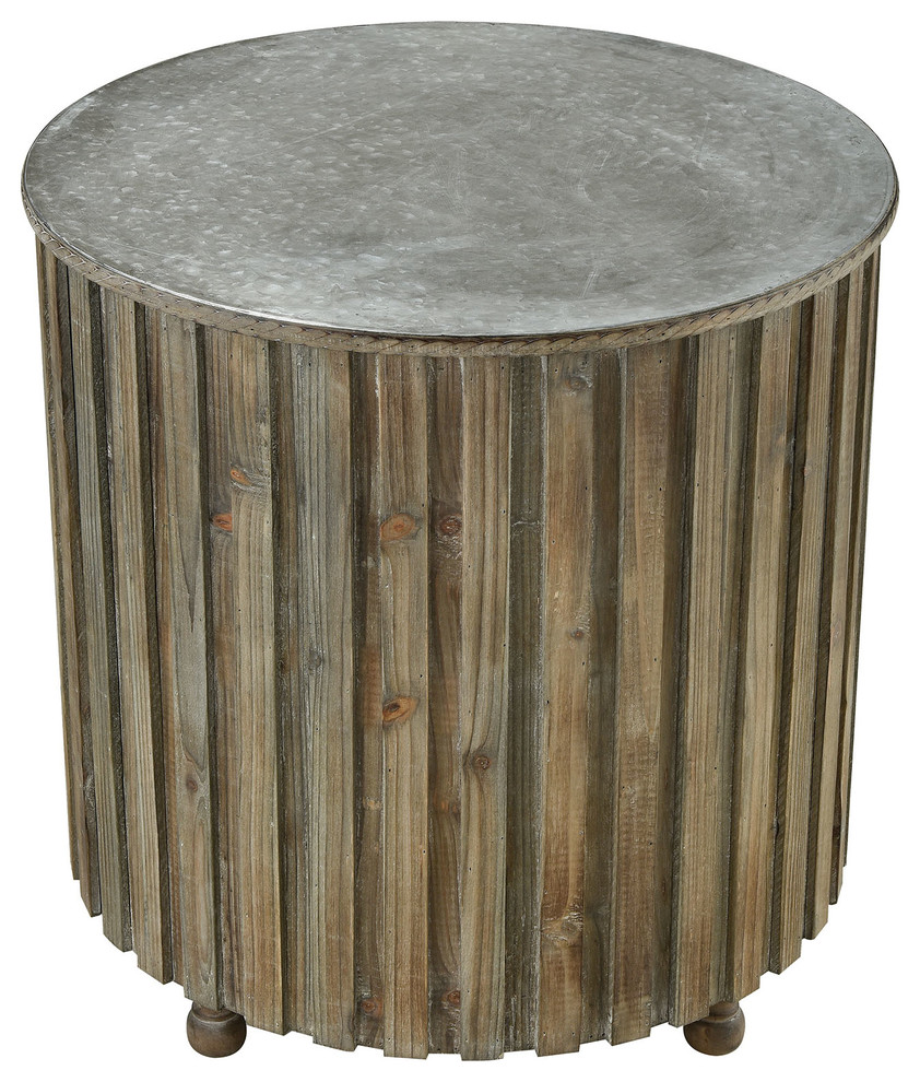 Boone Accent Table Farmhouse Side Tables And End Tables By Ownax Vaasuhomes