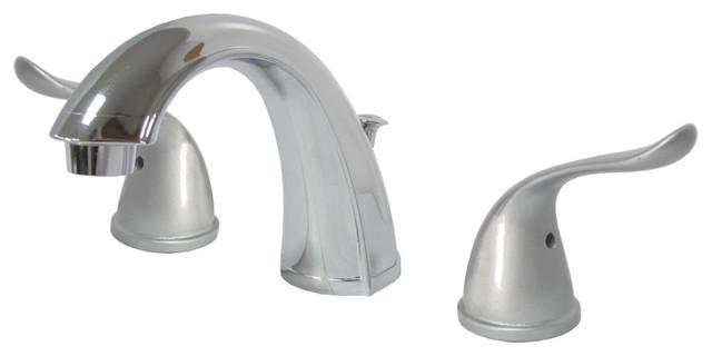 Waterloo Waterloo 2 Handle 8 Vanity Faucet With Drain Ada Compliant Reviews Houzz